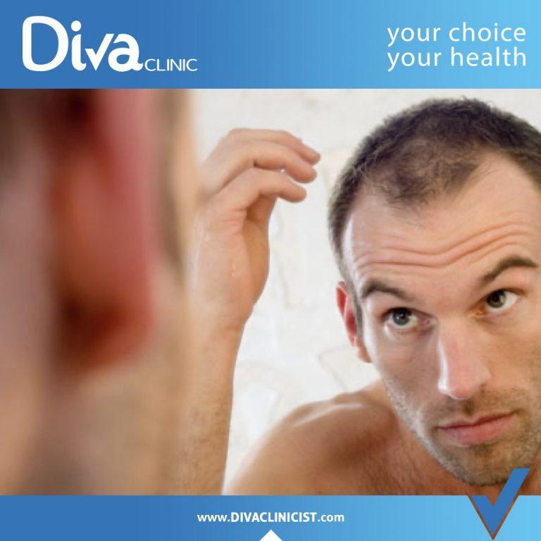 زراعة الشعر في ديفا كلينك