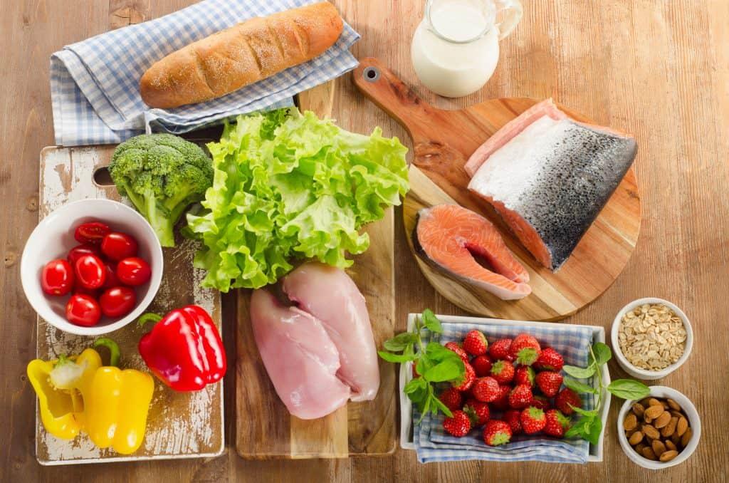 النظام الغذائي الصحي بعد عملية زراعة الشعر